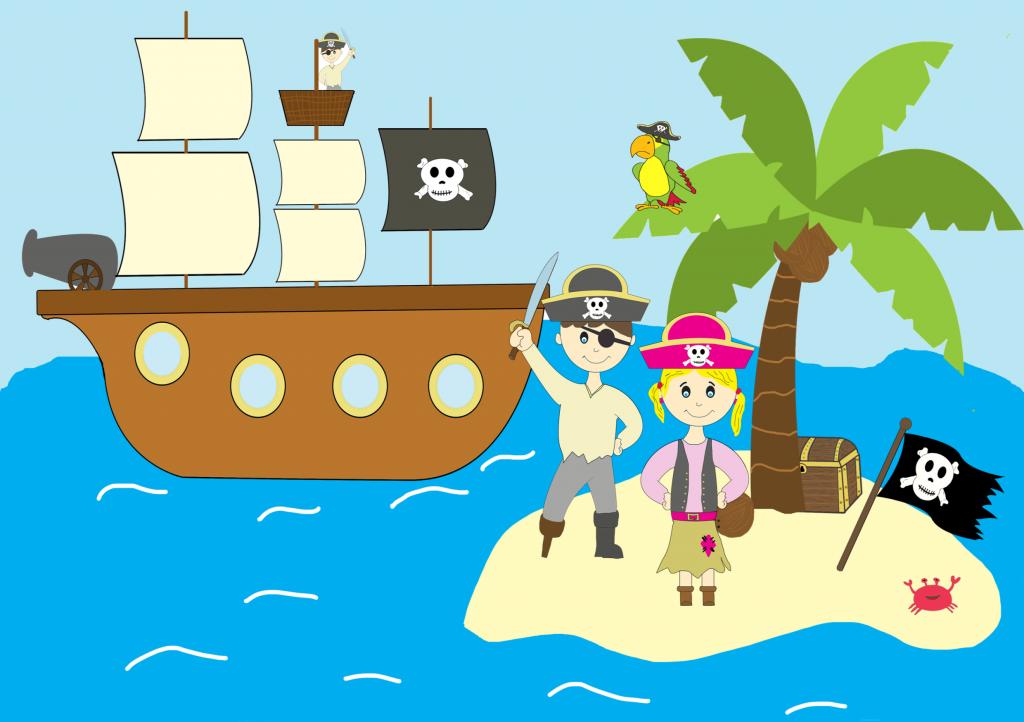 Piratsky den