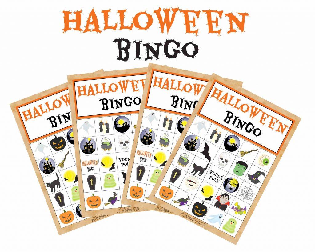 obrázkové bingo