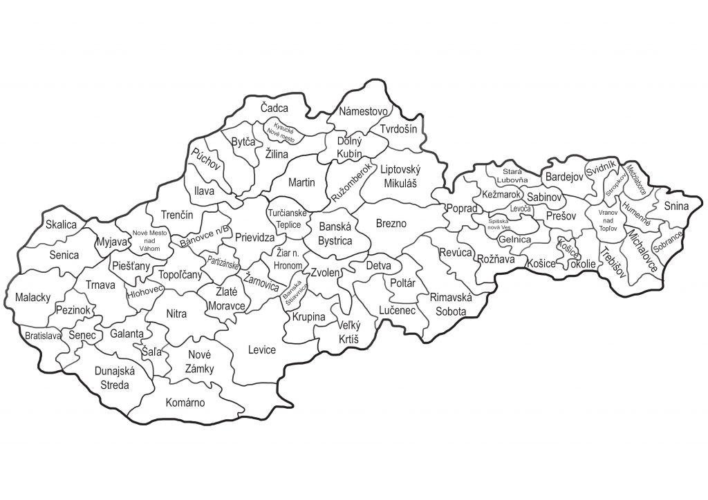 ŠPZ_mapa